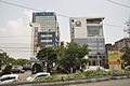 Shrachi and Emami Tower - 686 and 687 Anandapur - Eastern Metropolitan Bypass - Kolkata 2016-08-25 6119.JPG