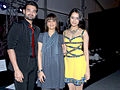 Shraddha Kapoor graces Nishka Lulla's show at Lakme Fashion Week 2011 Day 1 (2).jpg