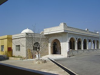 Al-Muqtana Baha'uddin - Shrine of Baha' ad-Din, probably dedicated to the founding Druze leader of this name