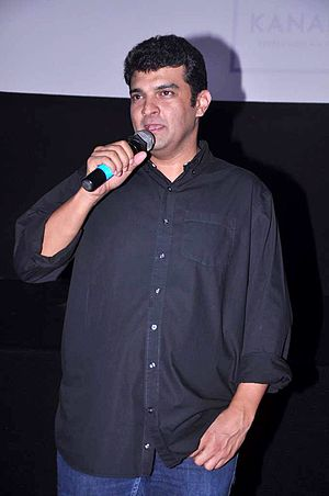 Siddharth Roy Kapur - Kapur promoting Barfi! in 2014