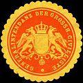 Siegelmarke Generalintendanz der Grossherzoglichen Civilliste W0215572.jpg