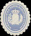 Siegelmarke Kommission des K.Bayer. Kataster-Bureau W0363042.jpg