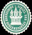 Siegelmarke Siegel der Stadtgemeinde Korneuburg W0319556.jpg