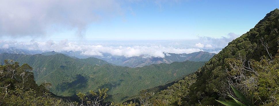 Sierra Maestra panorama1