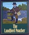 Sign for the Landford Poacher - geograph.org.uk - 1039425.jpg