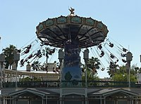 Silly Symphony Swings en 2010.