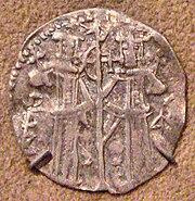 SilverCoinIvanAlexanderBulgaria1331-1371