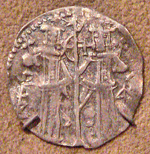 Ivan Alexander of Bulgaria - Silver coin of Ivan Alexander, Bulgaria, 1331–1371