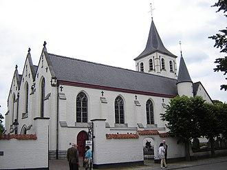 Sint-Martens-Latem - Image: Sint Martens Latem Sint Martinuskerk 2