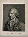 Sir Benjamin Thompson, Count von Rumford. Line engraving by Wellcome V0005797.jpg