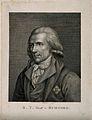 Sir Benjamin Thompson, Count von Rumford. Line engraving by Wellcome V0005797.jpg
