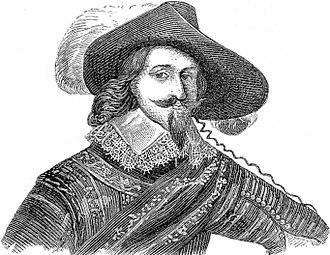Lovelock (hair) - Sir Thomas Meautys (1592–1649) with a long lovelock.