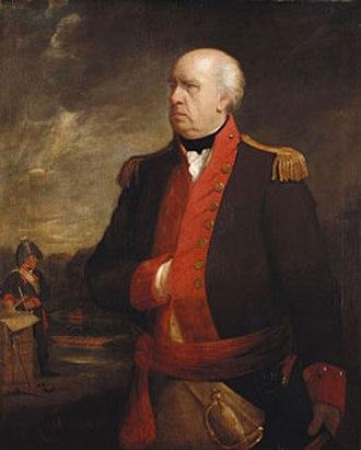 Sir William Congreve, 1st Baronet - Sir William Congreve
