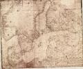 Sjøkart over Østersjøene og landene rundt fra 1718.png
