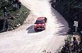 Slide Agfachrome Rallye de Portugal 1988 Montejunto 019 (26435392822).jpg