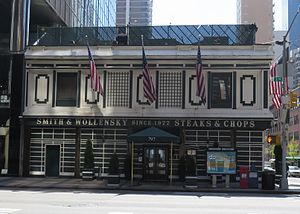 Smith & Wollensky steakhouse (Manhattan, New York) 001.jpg