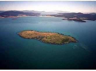 Smooth Island (Tasmania) - Image: Smooth Island 1