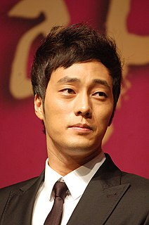 So Ji-sub South Korean actor, model and singer
