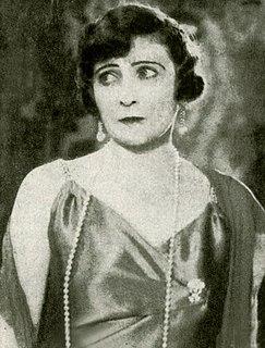Soava Gallone Polish actress