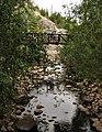 Soda Creek at Yampa River confluence.jpg