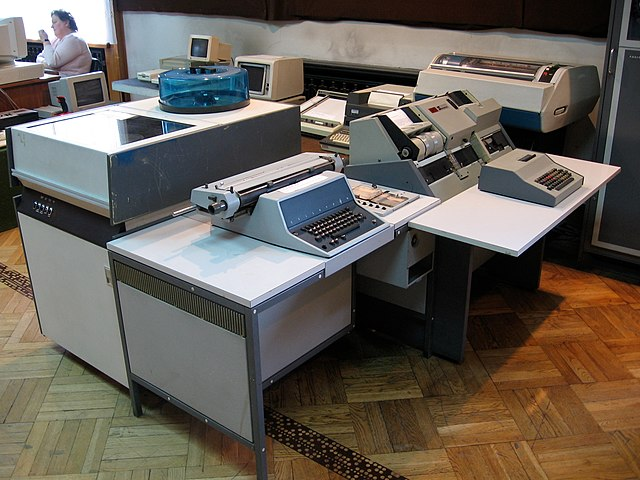 office desk equipment