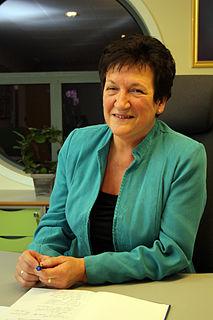 Hill-Marta Solberg Norwegian politician