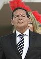 Solenidade de posse do presidente e do vice-presidente da República - 2019 presidentes do executivo e legislativo (cropped) - Mourão.jpg