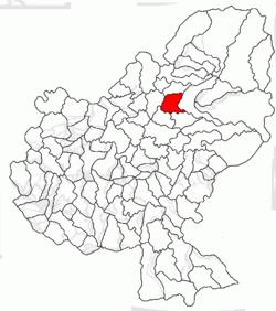 Vị trí của Solovastru
