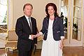 Solvita Āboltiņa tiekas ar Norvēģijas vēstnieku (14656114679).jpg