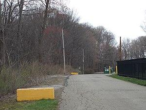 Sommerheim Park Archaeological District - Sommerheim Park Archaeological District, April 2013