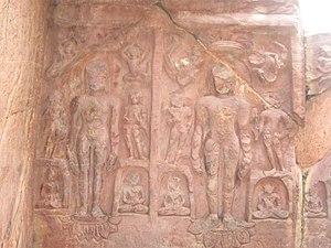 Rajgir - Son Bhandar Jain cave, Rajgir