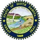 South Dakota delstatssegl