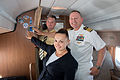 Soyuz TMA-14M crew aboard a Russian Federal Space Agency aircraft.jpg