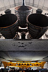 Space Shuttle Endeavour Tail Section (2 of 2) - Flickr - FastLizard4.jpg