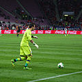 Spain - Chile - 10-09-2013 - Geneva - Claudio Bravo.jpg