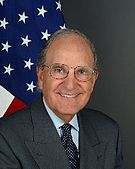 George J. Mitchell -  Bild