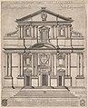Speculum Romanae Magnificentiae- Jesuit's Church MET DP870756.jpg
