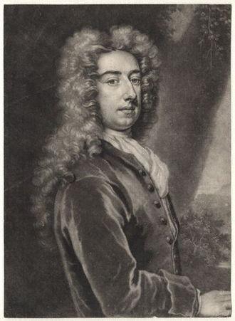 Spencer Compton, 1st Earl of Wilmington - Wilmington, ca. 1722–1727.