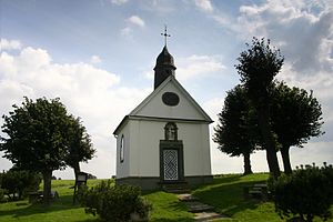 Lippetal - St. Anna chapel in Nordwald