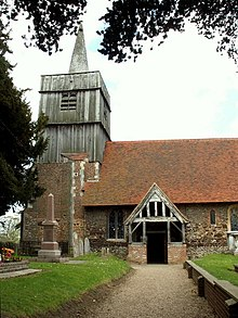 St. Andrew's church, Marks Tey, Essex - geograph.org.uk - 165703.jpg