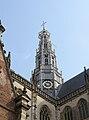 St. Bavochurch Haarlem steeple.jpg