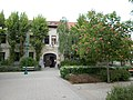 St. Benedict High School.- Budaörs. Esze Tamás Street.JPG