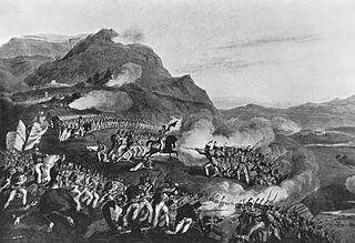 Battle of Bussaco battle