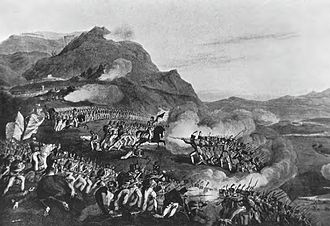 VI Corps (Grande Armée) - Battle of Bussaco, 27 September 1810