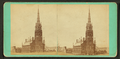 St. Mary's Church, Dubuque, Iowa, by Root, Samuel, 1819-1889.png