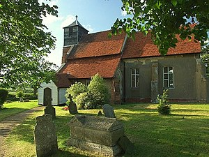 Buttsbury - Image: St. Mary's church, Buttsbury geograph.org.uk 895929