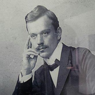 Nikolaj Velimirović - Velimirović as a student