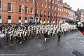 St. Patrick's Day Parade (2013) In Dublin - Purdue University All-American Marching Band, Indiana, USA (8565462629).jpg