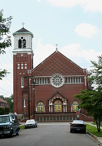 Roman Catholic Diocese of Owensboro - St. Stephen's Cathedral, Owensboro