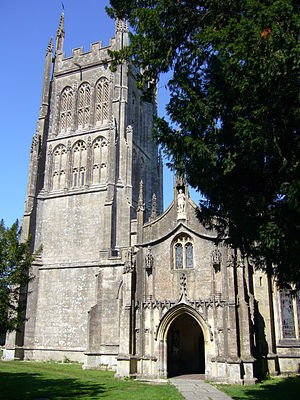 St Andrew's Church, Mells - Church of St Andrew, Mells